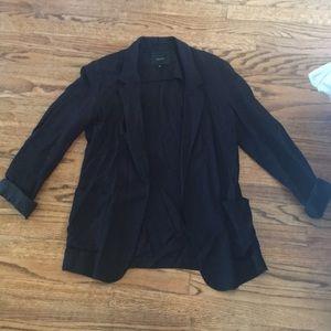 Aritzia black blazer